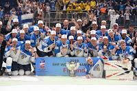 HOCKEY HIELO - Mundial masculino 2019 (Eslovaquia): Finlandia da la campanada ganando su tercer entorchado y asume el relevo de Suecia