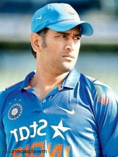Cricketer-MS-Dhoni