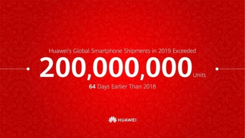 200 million smartphones sold