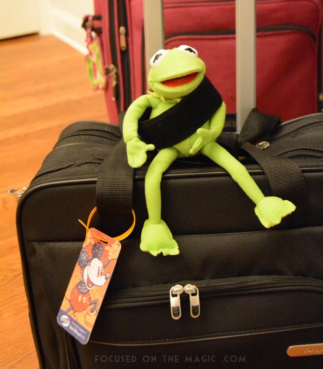 Kermit Targus Laptop Rolling Bag