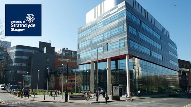 جديد !! منحة لدراسة الماجستير في جامعة ستراثكلايد  في بريطانيا براتب 4000 جنيه استرليني سنويا