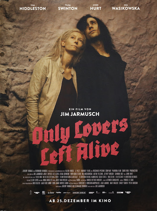 #22 - Only lovers left alive, de Jim Jarmusch