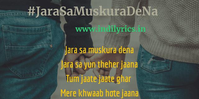 Jara sa muskura dena | Rakesh Sutradhar | Song Lyrics Quotes | Pics