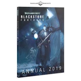 Warhammer Blackstone Fortress Background Book