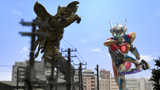 Ultraman Z Episode 17 Subtitle Indonesia