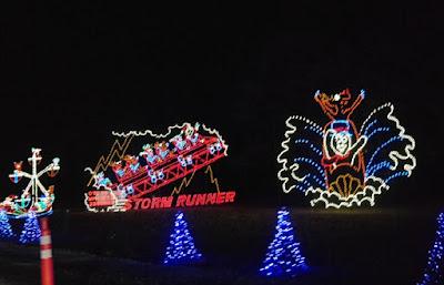 Hershey Sweet Lights