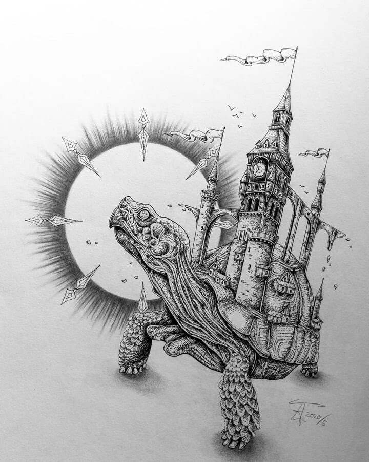 08-Tortoise-clock-tower-Zakrii-www-designstack-co