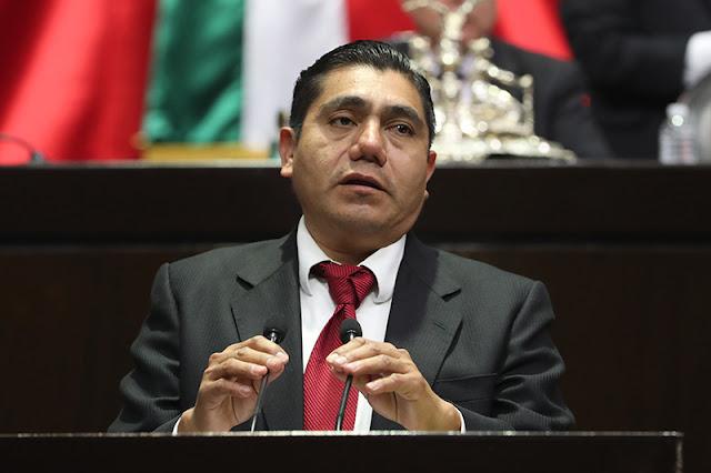 diputado Jorge Luiis Preciado, Cámara de Diputados