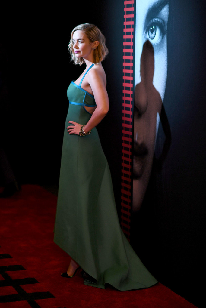 Emily Blunt at 'The Girl On The Train'  New York Premiere