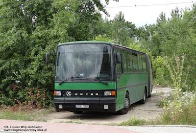 """Setra SG221 UL, Przedsiębiorstwo Budowlano-Handlowo-Transportowe """"Edmund Leś"""""""