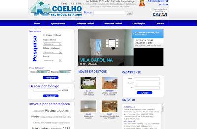 JC Coelho Imóveis - Itapetininga