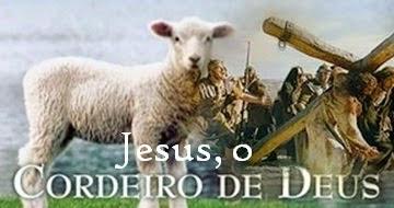 Resultado de imagem para jesus o cordeiro de deus