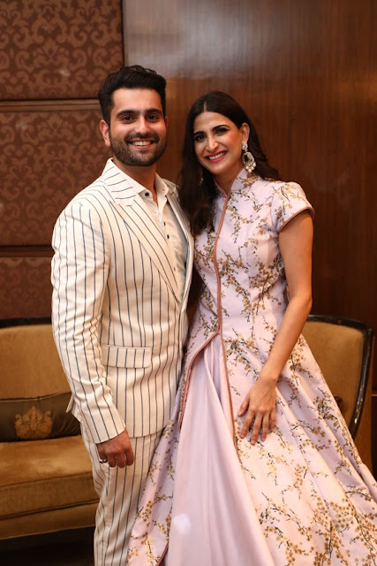 Rahil Tandon and Aahana Kumra