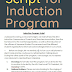 Script for Induction Program - word