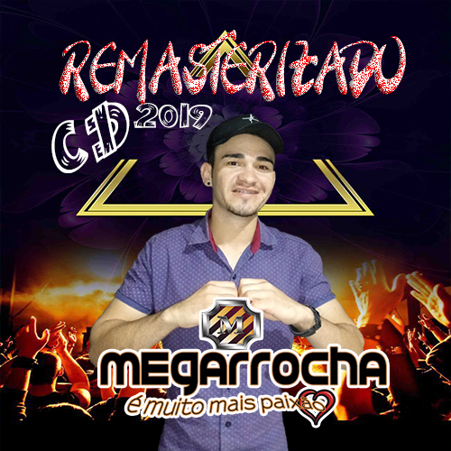 CD MEGARROCHA REMASTERIZADO