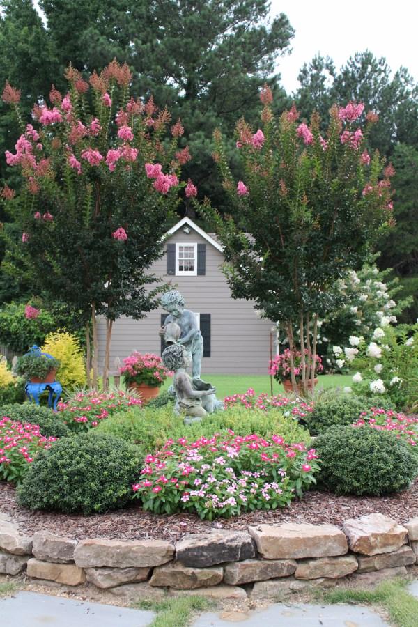 Happy Summer Garden Images