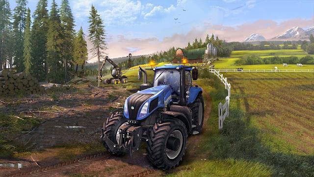 Imagem Farming Simulator 2019 PC