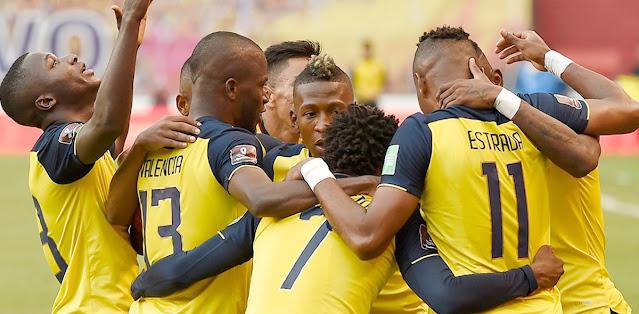 Ecuador vs Uruguay – Highlights
