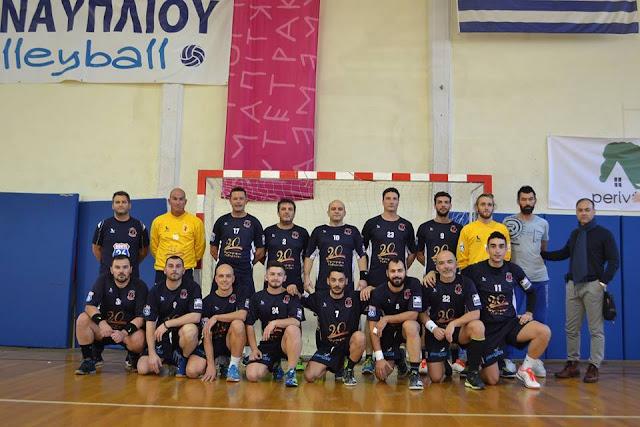 Νίκησε ο Πολυνίκης στο Ναύπλιο τον Ηλυσιακό με 24-21