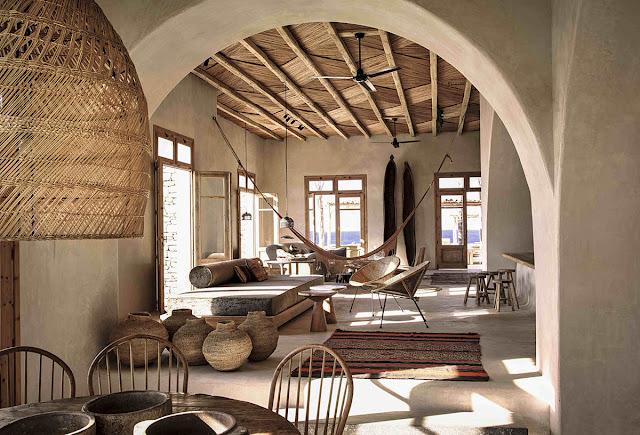 Scorpios Hotel in Mykonos