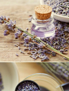Soothing Lavender tea