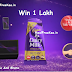 Cadbury Dairy Milk Wish Pack Win Rs 1 Lakh