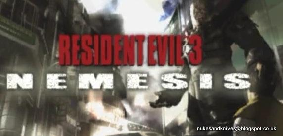 Nukes And Knives Resident Evil 3 Nemesis Beyond The Horror