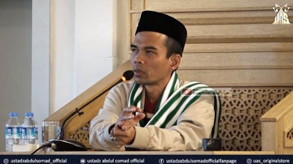 Ustadz Abdul Somad Ungkap Sosok Dibalik Penolakannya di Eropa, Singgung Kasus Rudal Reynhard Sinaga