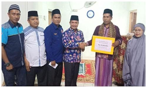 Zulhardi Zakaria Latif, SH, MM Paparkan Tugas Wakil Rakyat