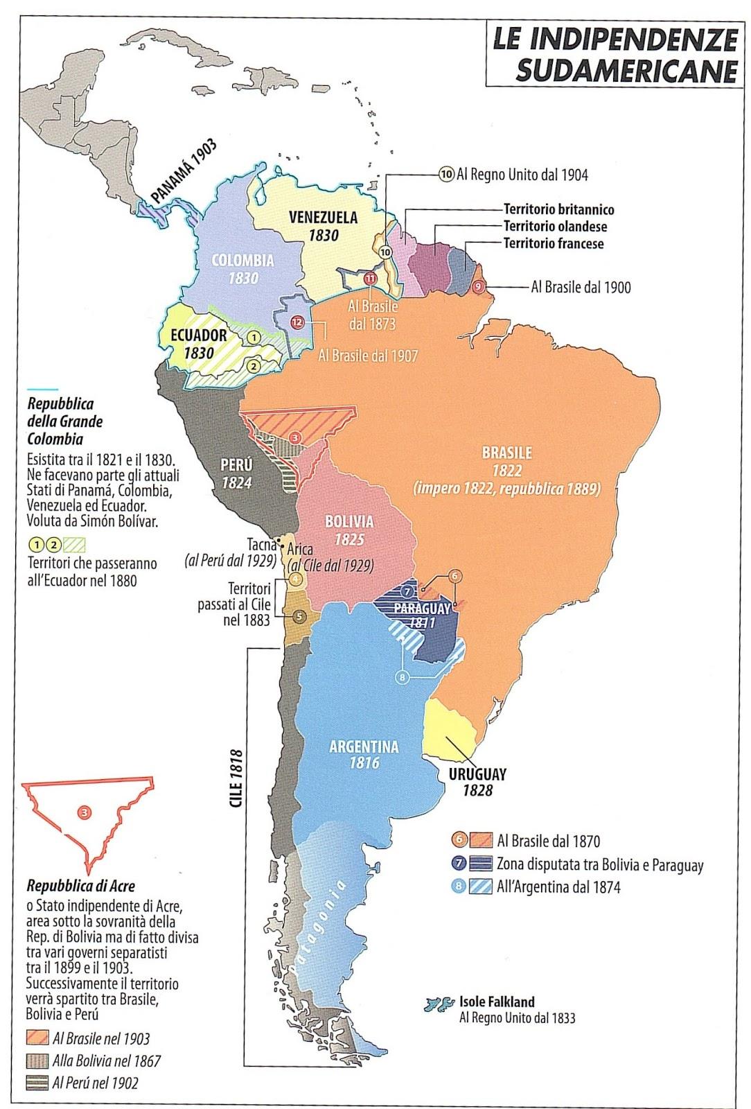 coltrinariatlanteamerica.blogspot.com: L'indipendenza ...