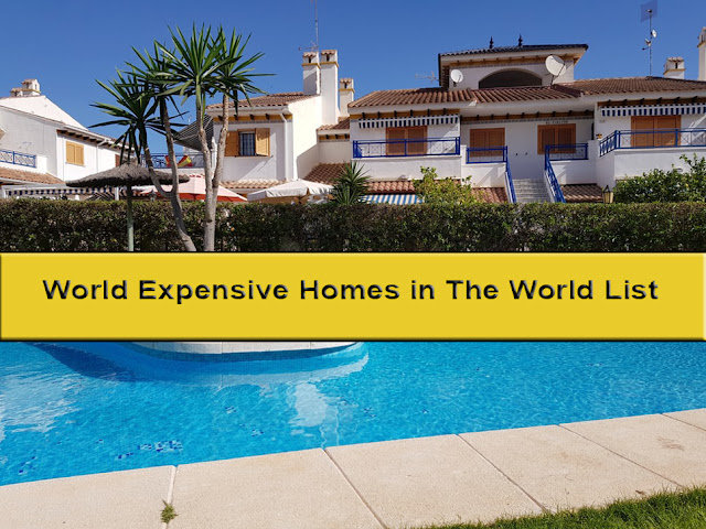 most expensive house on the planet, really expensive houses, home utilities cost