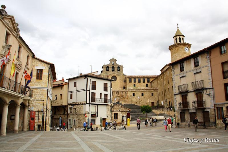 Oña, uno de los pueblos más bonitos de Burgos