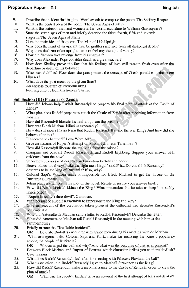 english-xii-adamjee-coaching-guess-paper-2019-commerce-group