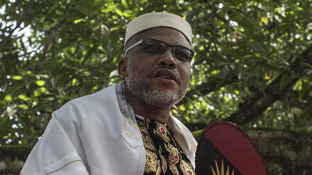 El-Zakzzaky: Nnamdi Kanu reveals those behind proscription of Shi'ite group