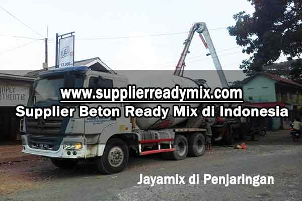 Harga Beton Jayamix Penjaringan