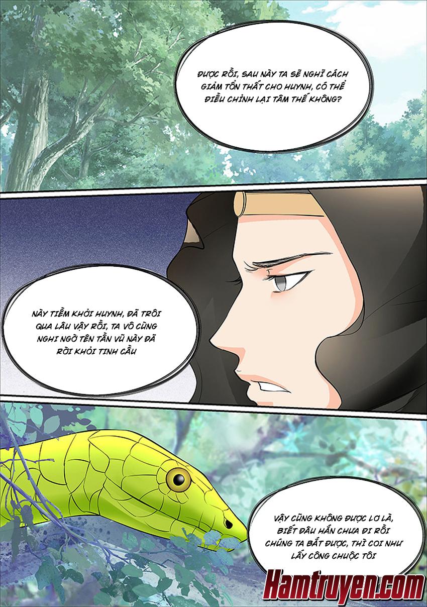 Tinh Thần Biến Chapter 428 - Upload bởi truyensieuhay.com