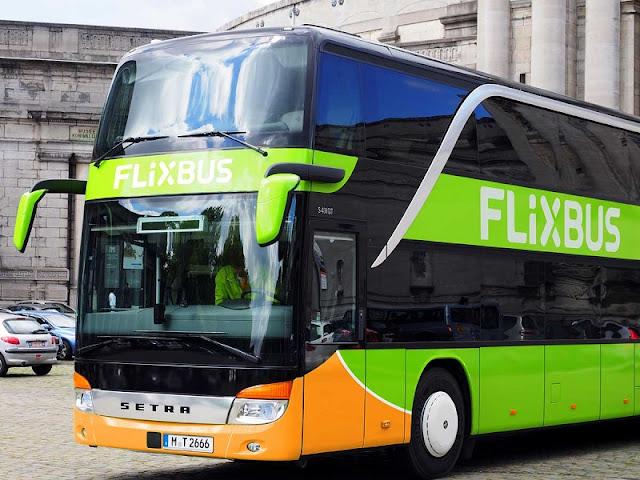 De ônibus de Berlim até Munique