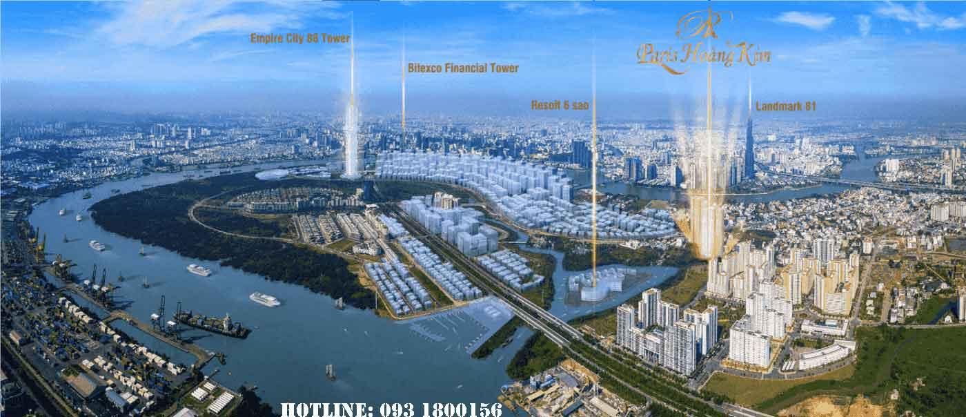 Paris Hoàng Kim Quận 2