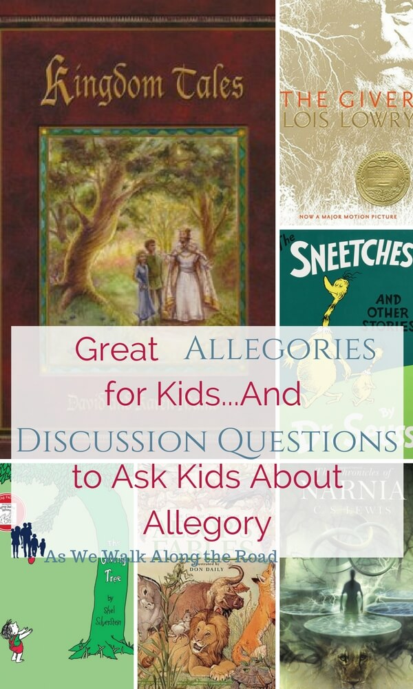 Great Allegories for Kids And Discussion Questions to Ask ...