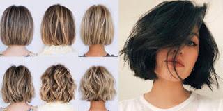 model potong rambut wanita 2020