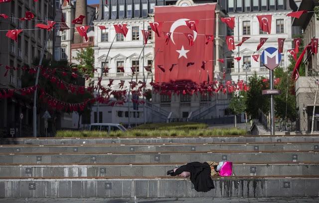 Ο Ερντογάν υλοποιεί σχέδιο για «μεγαλύτερη Τουρκία»