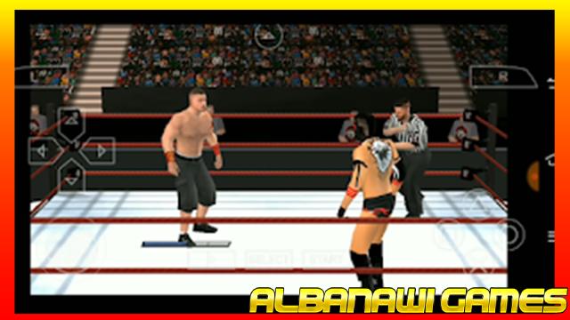 تحميل لعبة المصارعة الحرة WWE 2K 2019 للأندرويد PPSSPP علي محاكي psp