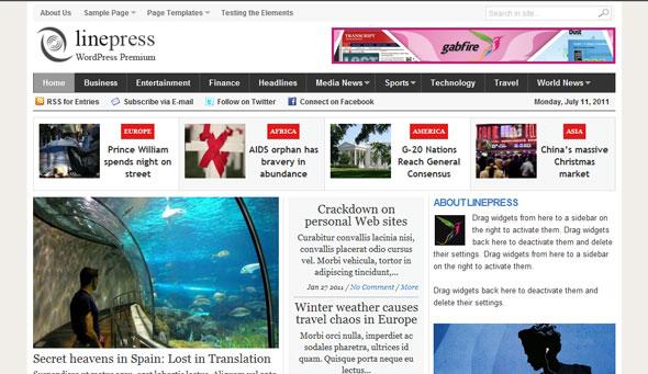 Doc#468351 Online Newspaper Template u2013 Editable Newspaper - online newspaper template