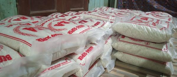 donasi beras untuk terdampak covid 19