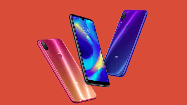 Xiaomi MI Play Unveiled With Waterdrop-Style Notch Display