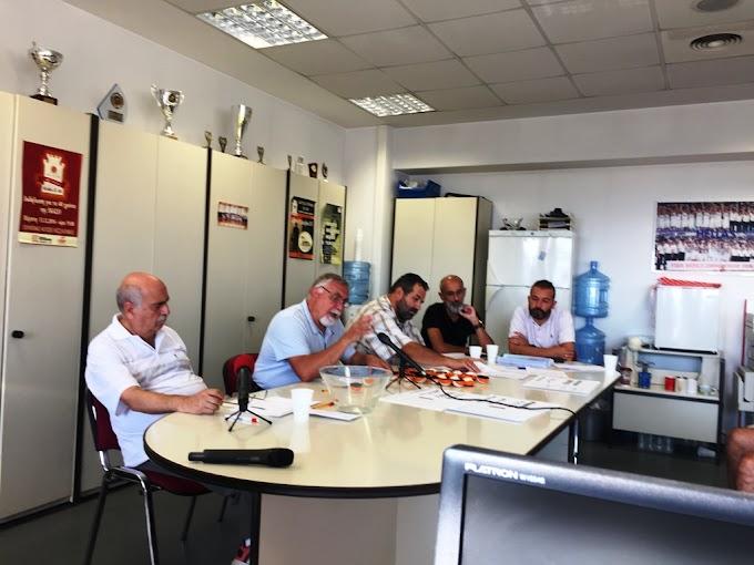 Φωτορεπορτάζ από τις σημερινές κληρώσεις στα γραφεία της ΕΚΑΣΘ