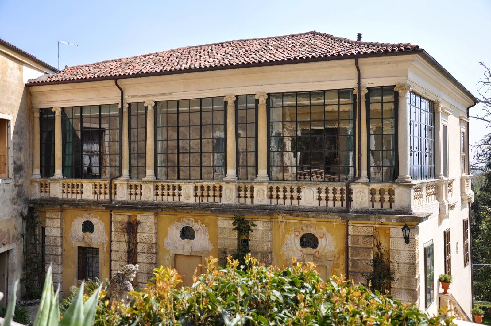 Villa da Schio, Costozza, Italy