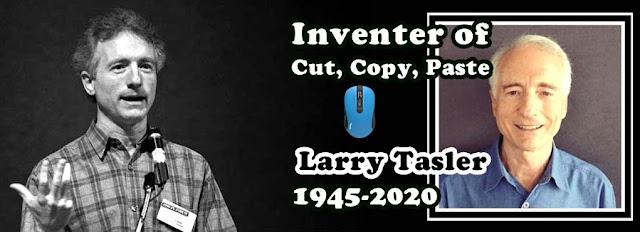 Who was Larry Tasler?