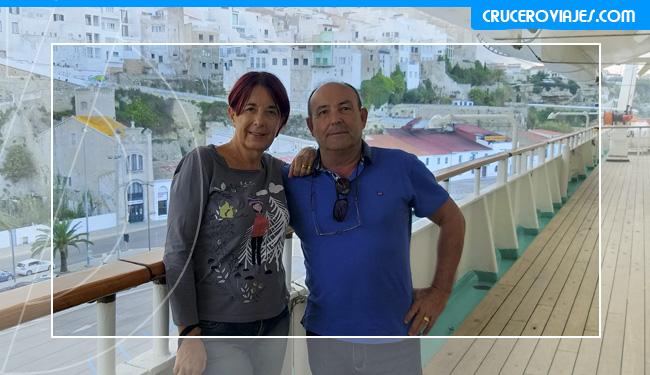 Entrevistamos a Paco y Yolanda - 30 respuestas para todos vosotros Yolanda_y_Paco
