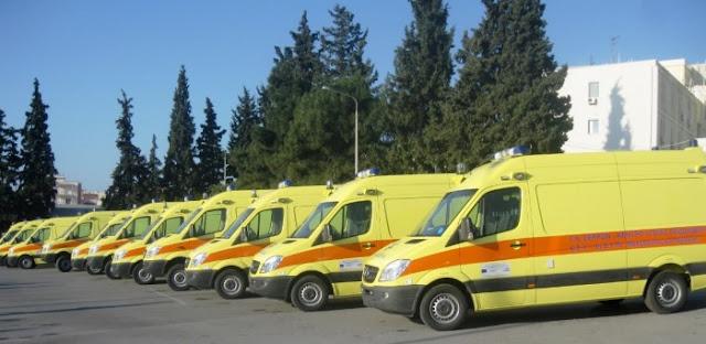 Μέσω του ΕΣΠΑ 2014-2020 της Περιφέρειας Ηπείρου προμήθεια έντεκα ασθενοφόρων του ΕΚΑΒ